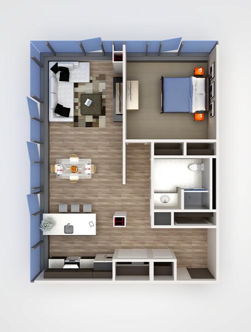 apartment_1406